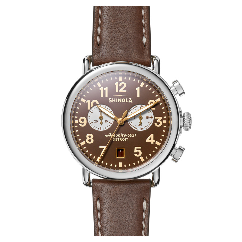Runwell Chronograph 41mm Steel (S0120044132)