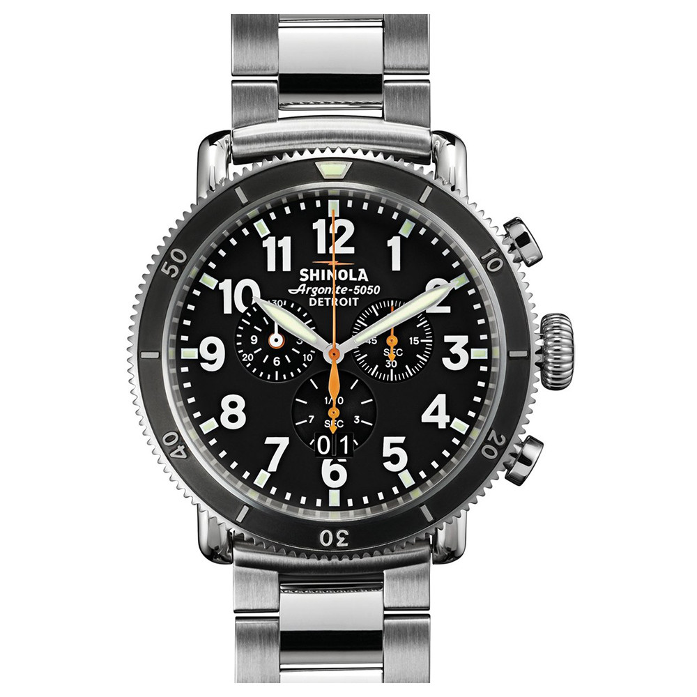 Runwell Sport 48mm Steel (S0110000090)