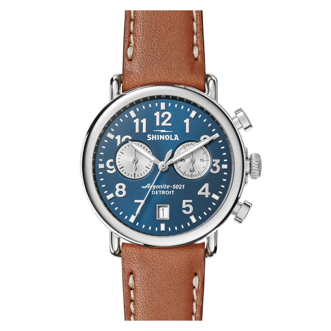 Runwell Chronograph 41mm Steel (S0120044131)