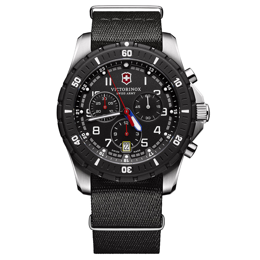 Maverick Sport Chronograph 43mm Steel (241678.1)