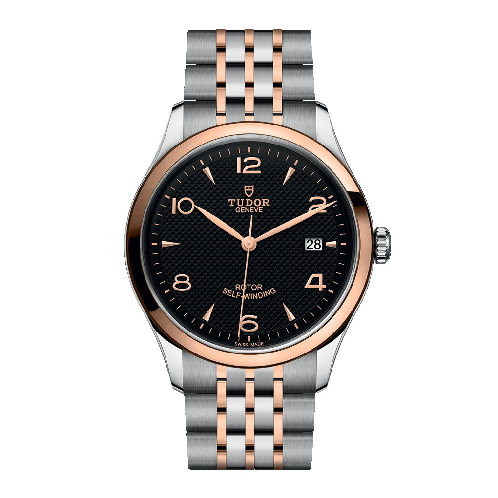 1926 39mm Steel & Rose Gold (M91551-0003)