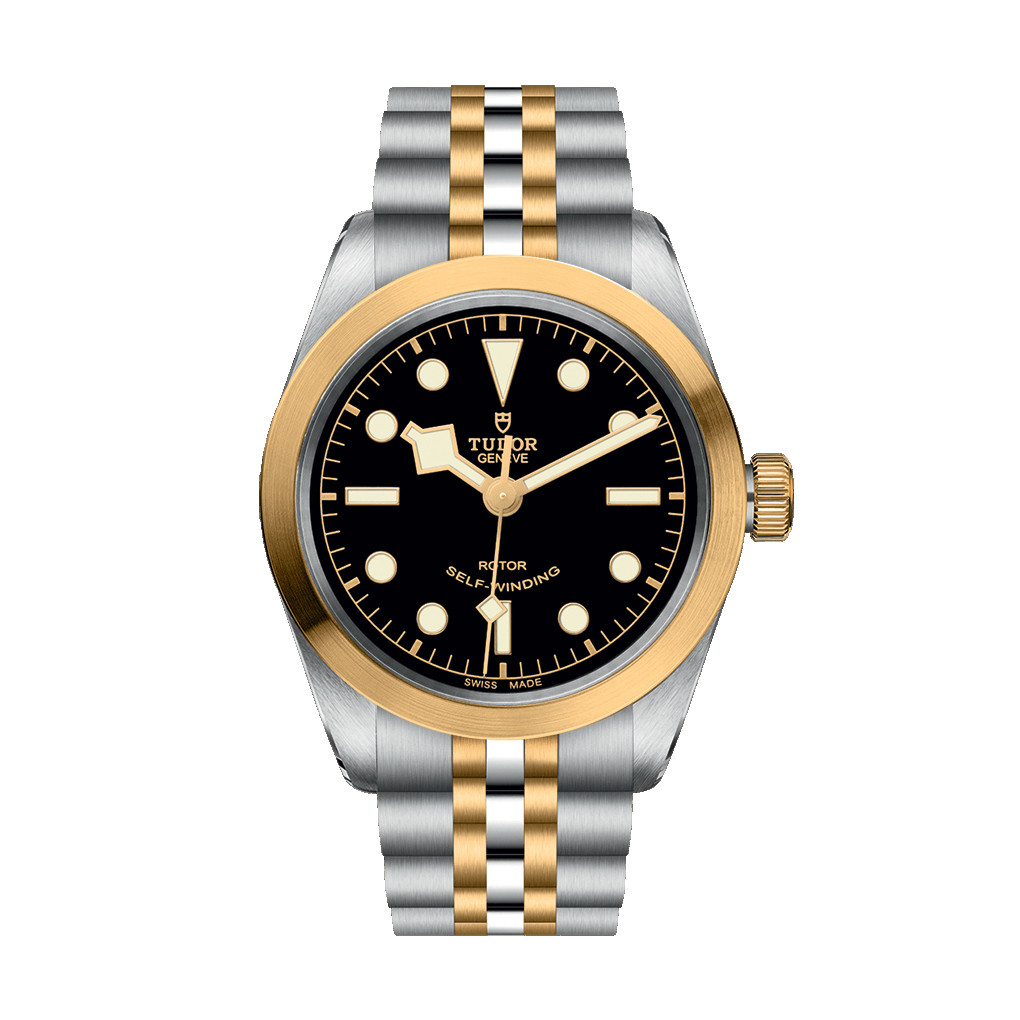 Black Bay 36 Steel & Yellow Gold (M79503-0001)