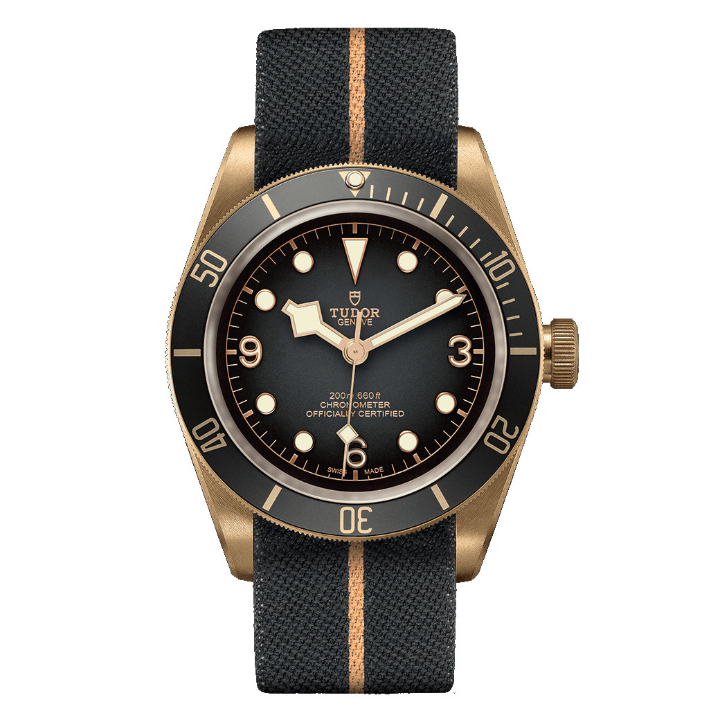Black Bay 43 Bronze (M79250BA-0002)