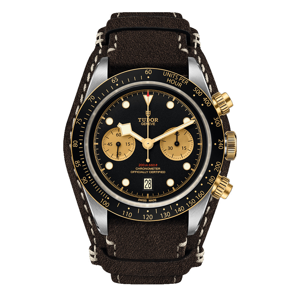 Black Bay Chrono Steel & Yellow Gold (M79363N-0002)