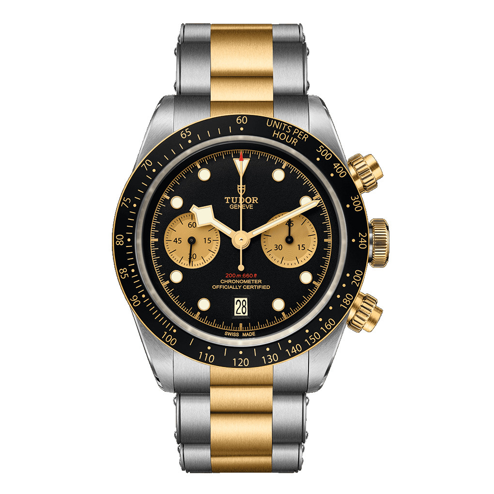 Black Bay Chrono Steel & Yellow Gold (M79363N-0001)