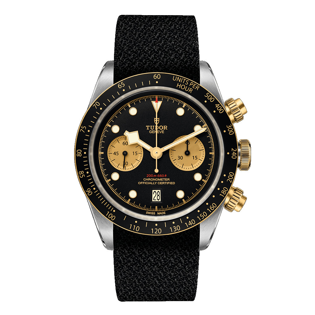 Black Bay Chrono Steel & Yellow Gold (M79363N-0003)