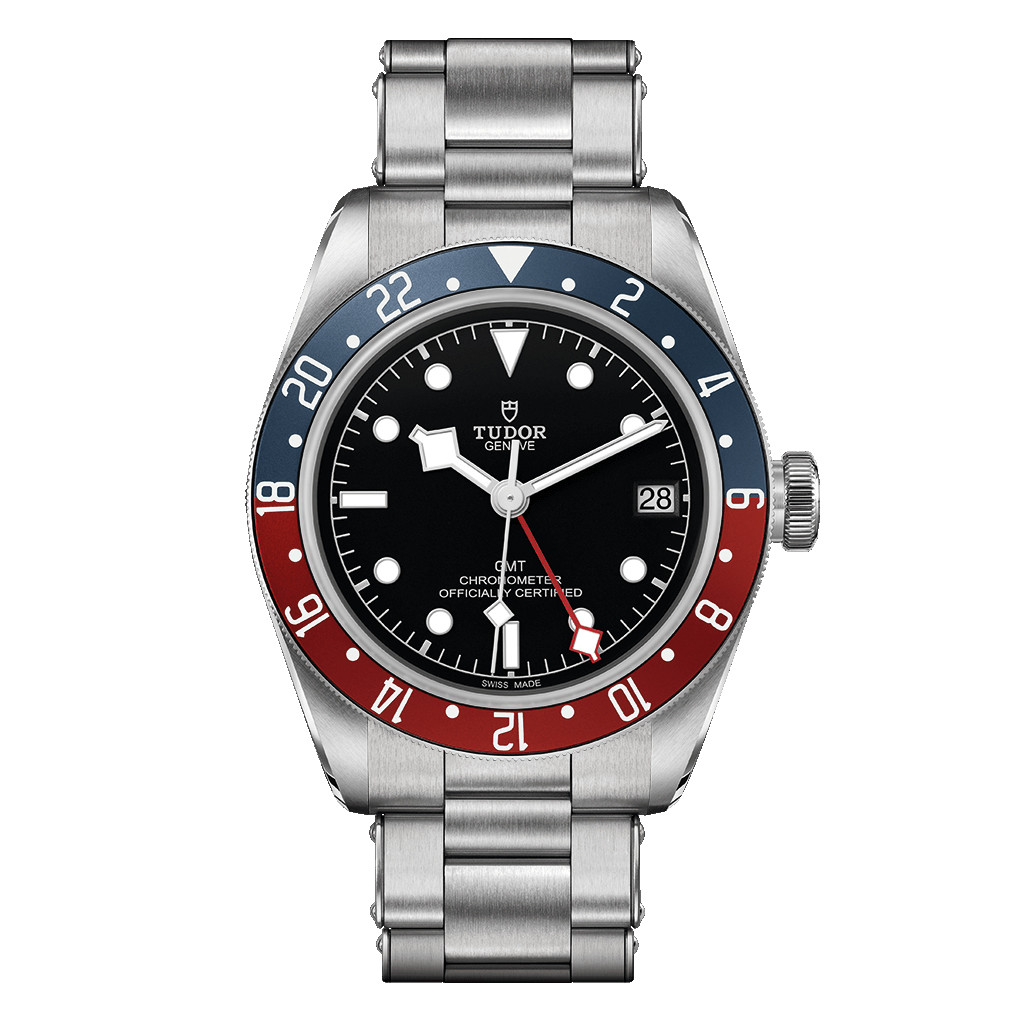 Black Bay GMT Steel (M79830RB-0001)
