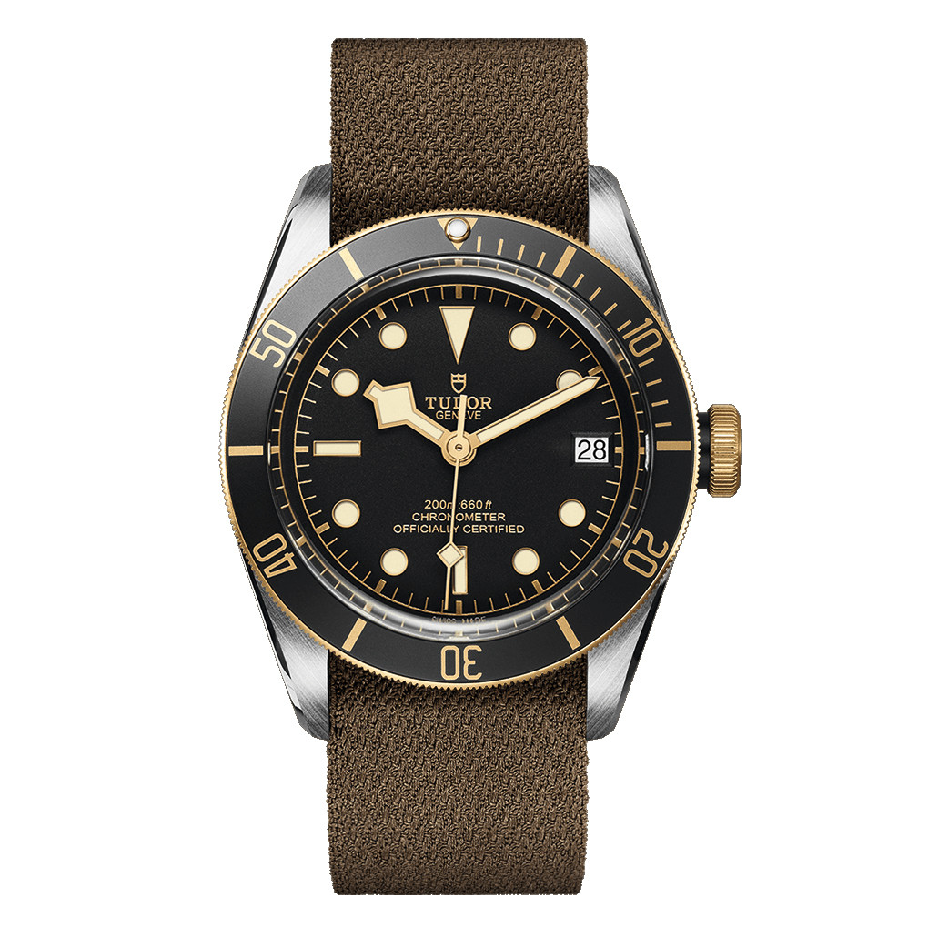 Black Bay 41 Steel & Yellow Gold (M79733N-0005)