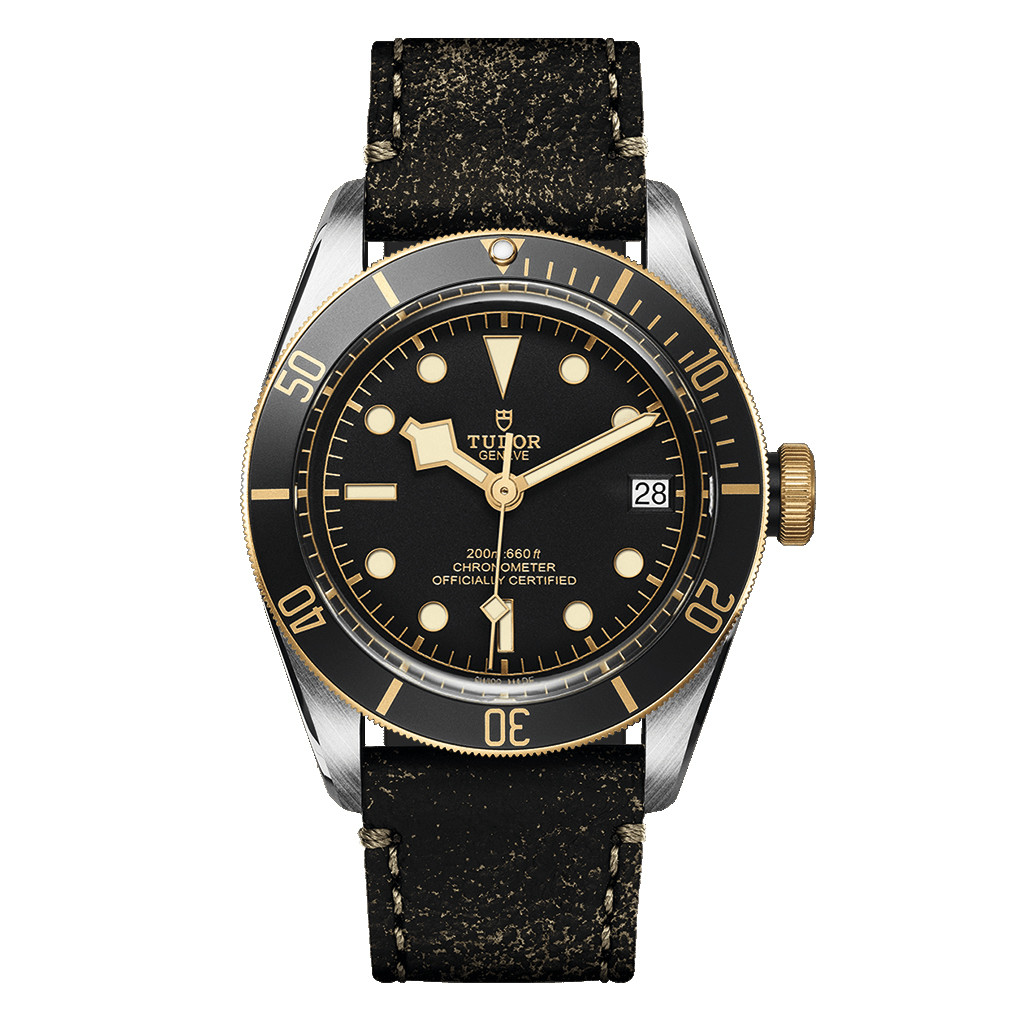 Black Bay 41 Steel & Yellow Gold (M79733N-0007)