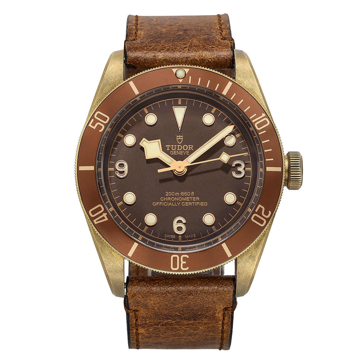 Heritage Black Bay Bronze (79250BM)