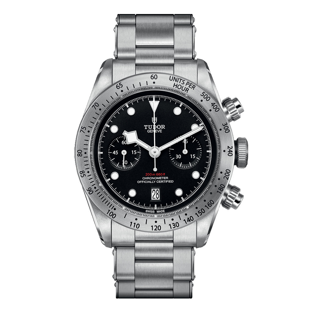 Black Bay Chrono Steel (M79350-0004)