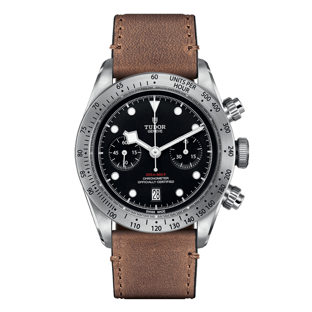 Black Bay Chrono Steel (M79350-0005)
