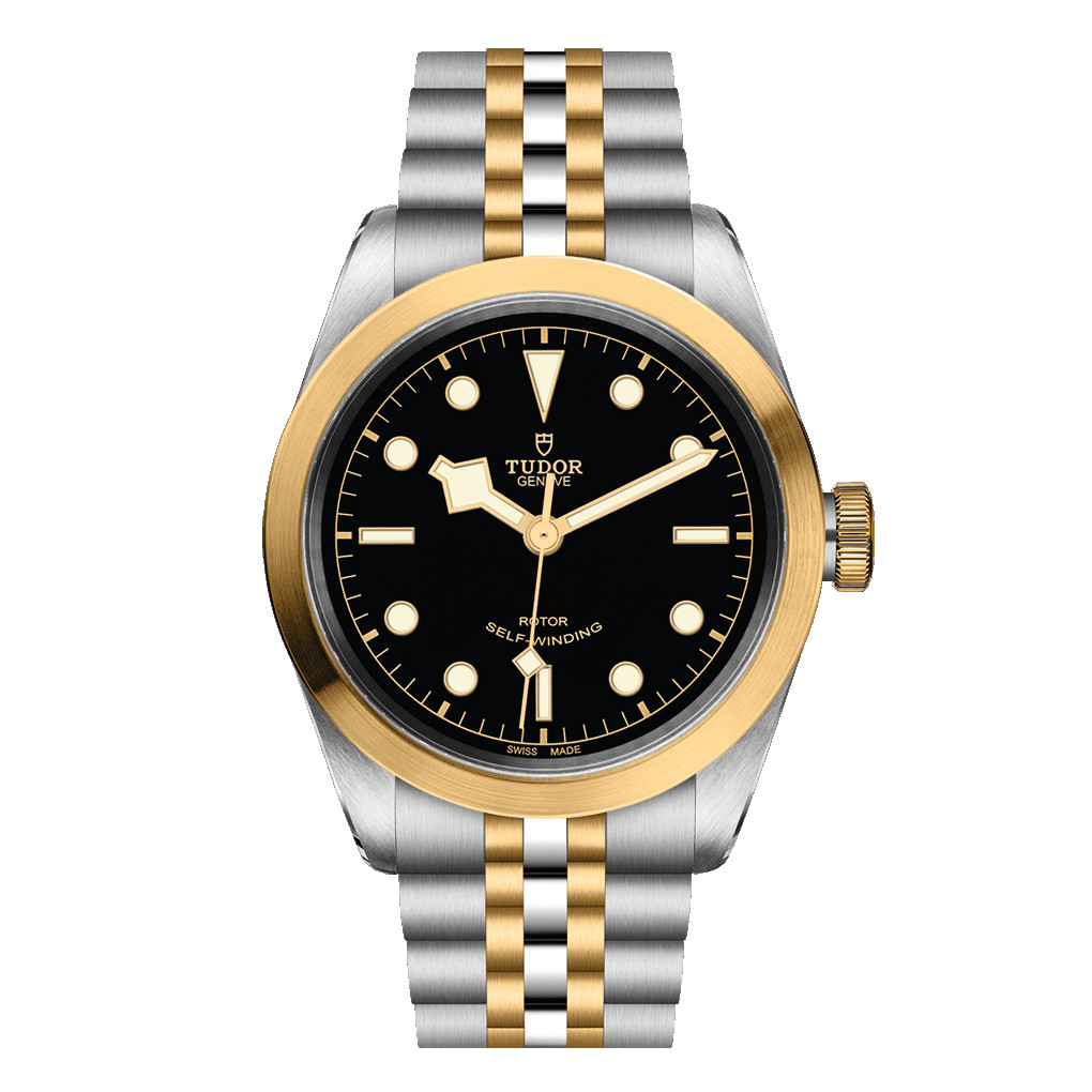 Black Bay 41 Steel & Yellow Gold (M79543-0001)