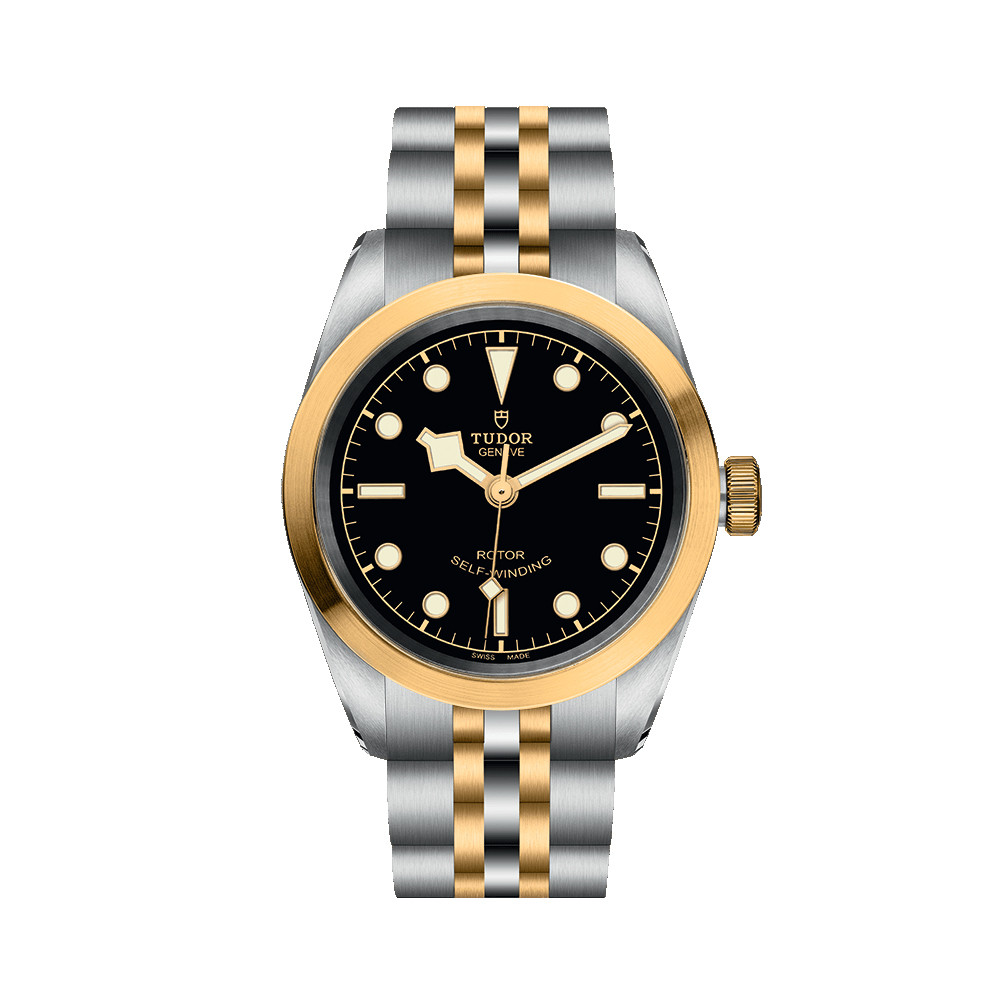Black Bay 32 Steel & Yellow Gold (M79583-0001)