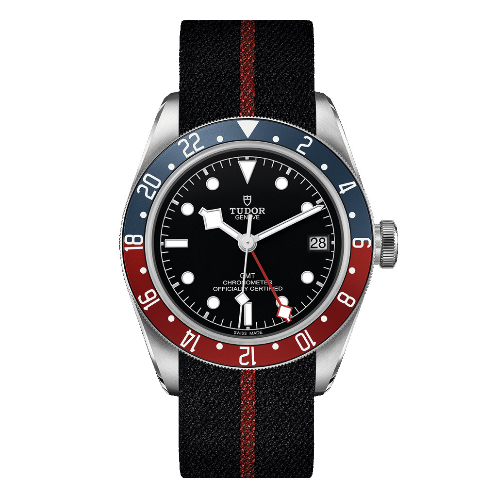 Black Bay GMT Steel (M79830RB-0003)