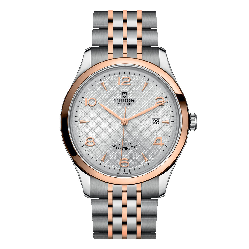 1926 41mm Steel & Rose Gold (M91651-0001)