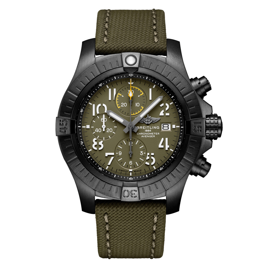 Avenger Chronograph 45 Night Mission (V13317101L1X2)