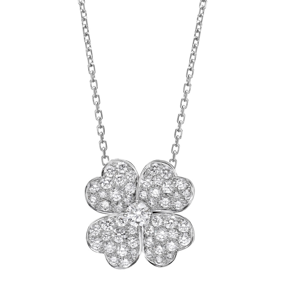 Van cleef arpels cosmos pendant on chain betteridge cosmos pendant on chain mozeypictures Gallery