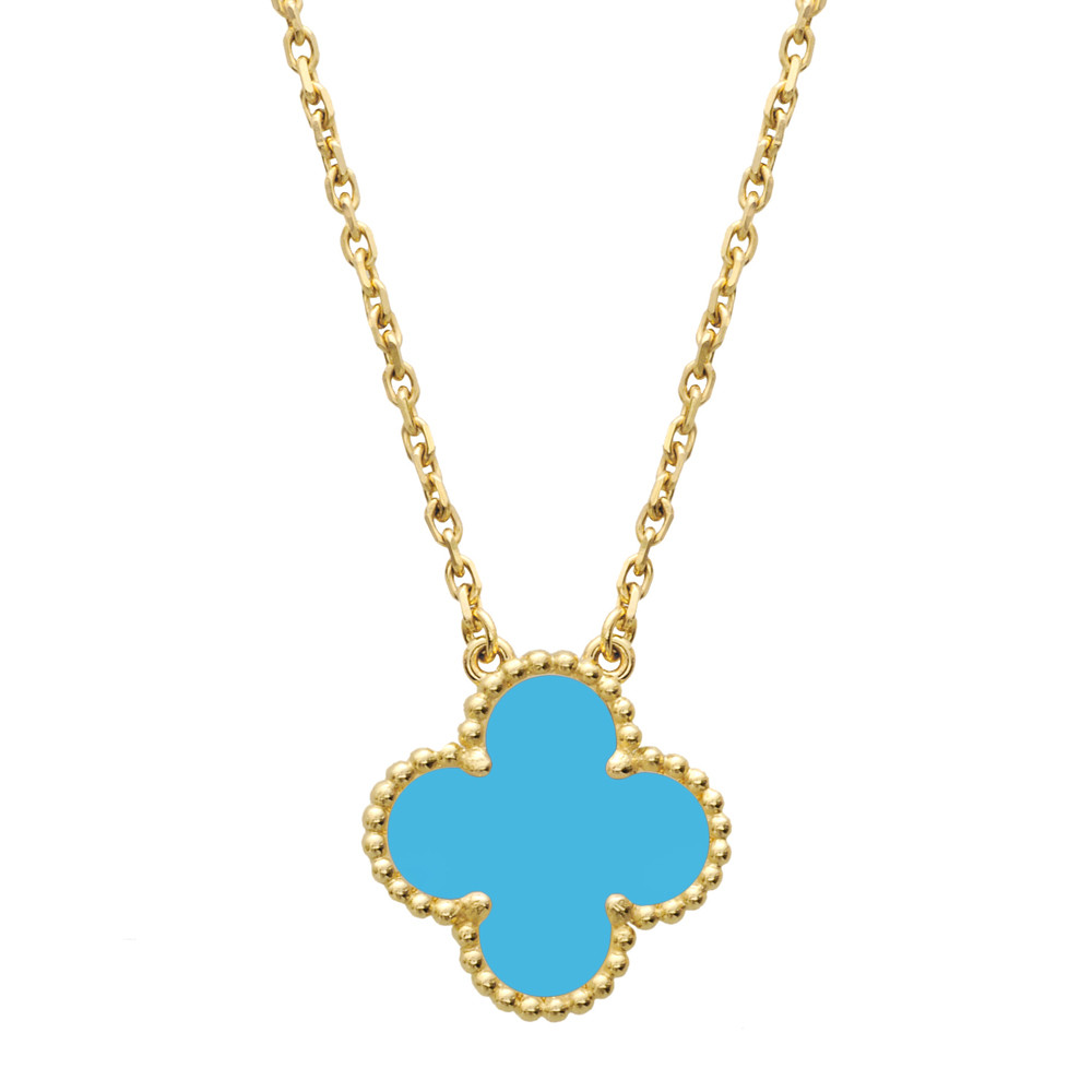 b44ac0d4e152 Van Cleef   Arpels Gold   Turquoise
