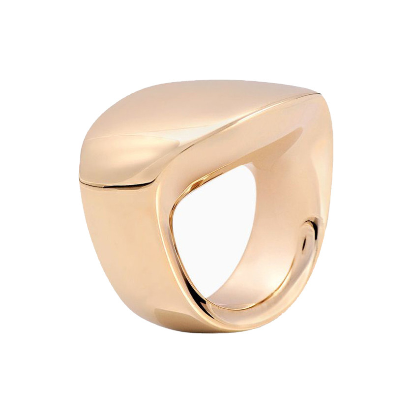 "18k Rose Gold ""Doppio Senso"" Ring"