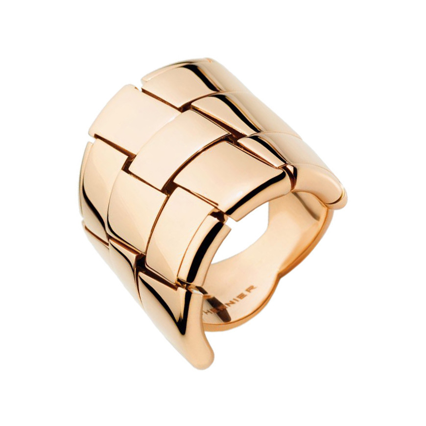 "18k Rose Gold ""Giunco Due"" Ring"