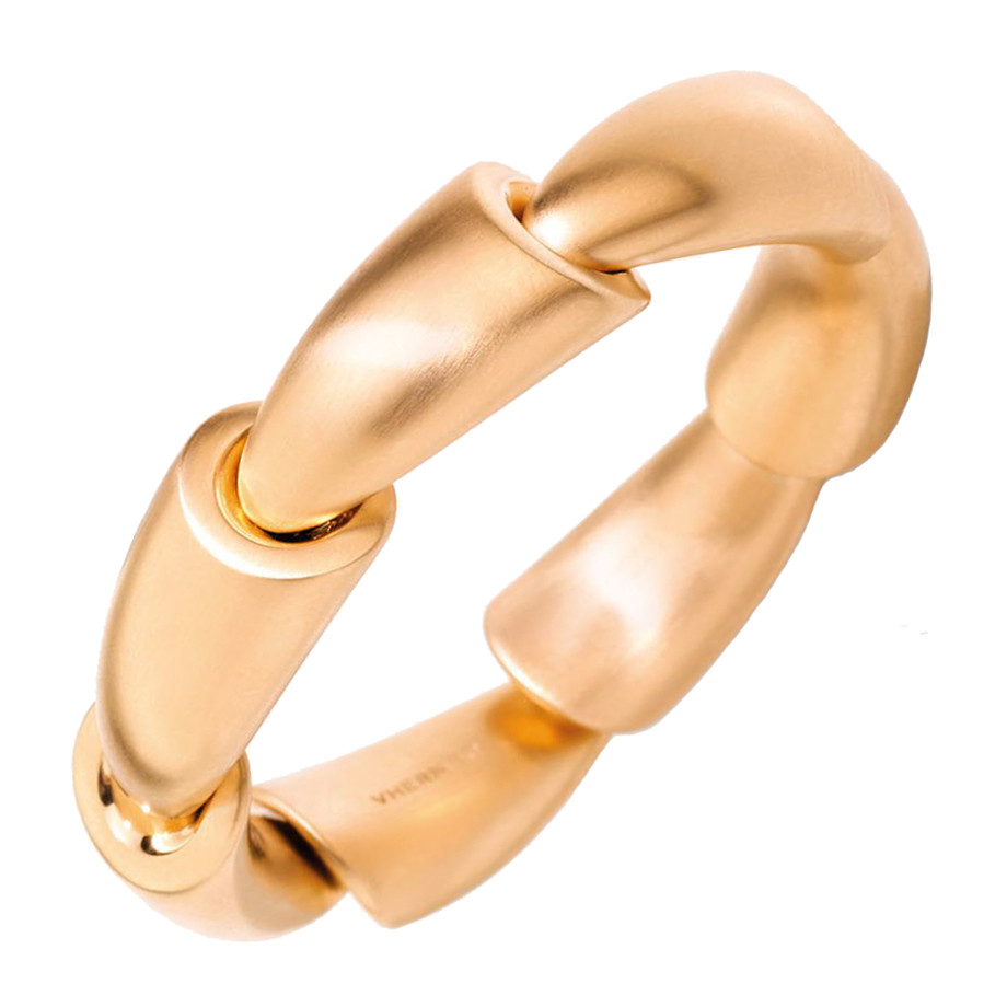 "18k Rose Gold ""Calla"" Cuff"