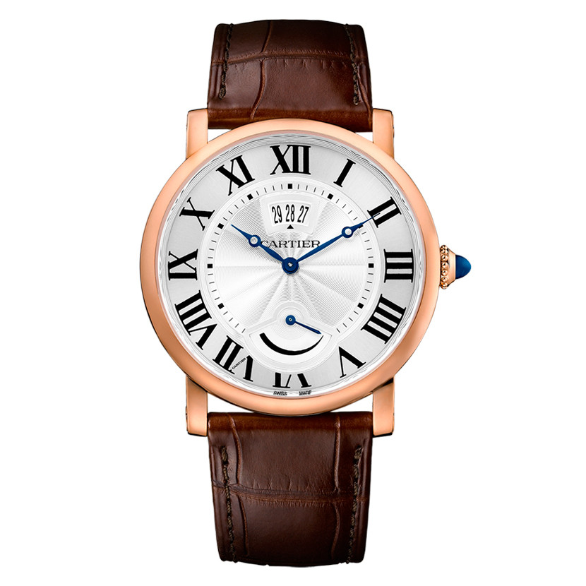 Rotonde Power Reserve Rose Gold (W1556252)