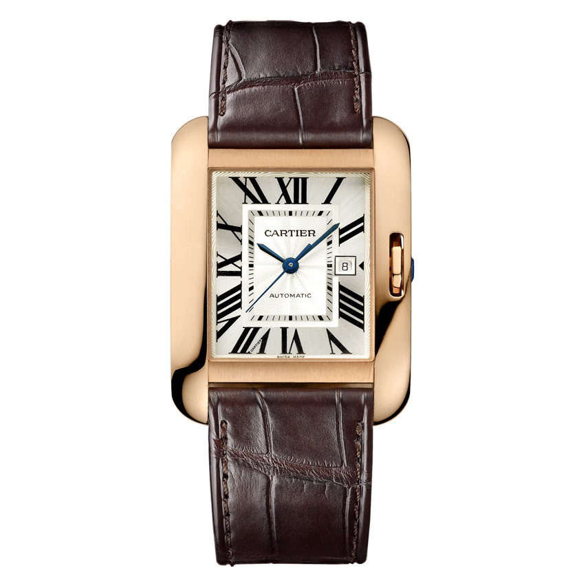 Tank Anglaise Large Rose Gold (W5310005)