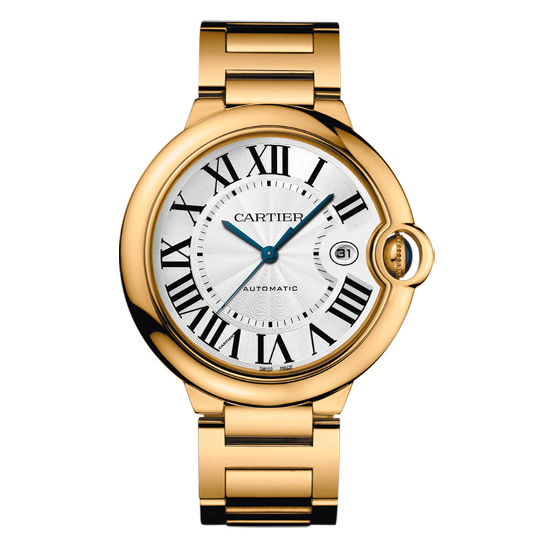 Ballon Bleu 42mm Yellow Gold (WGBB0023)