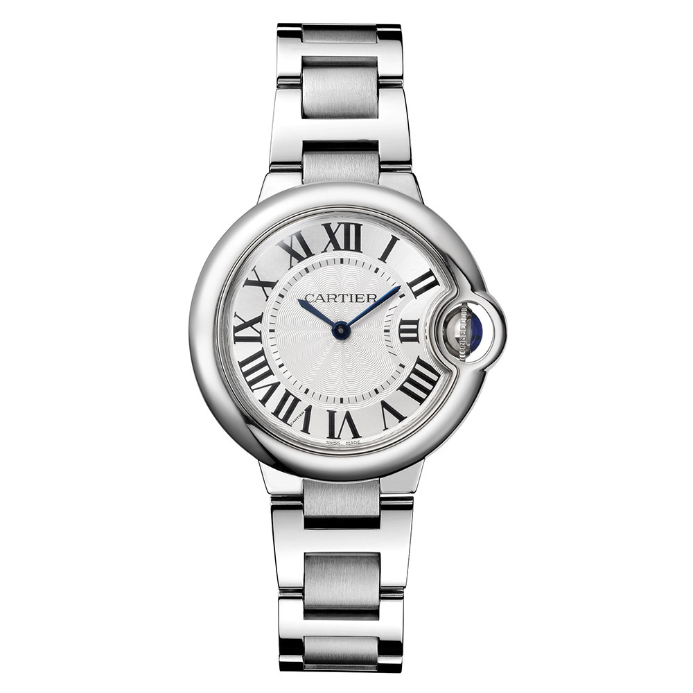 Ballon Bleu 33mm Steel (W6920084)