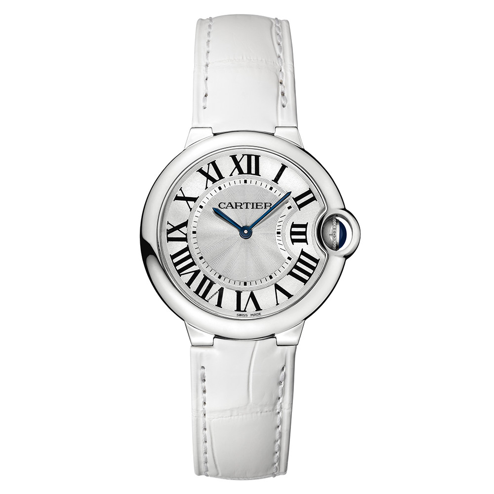 Ballon Bleu 36mm Steel (W6920087)