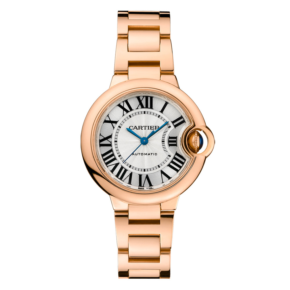 Ballon Bleu 33mm Rose Gold (W6920096)