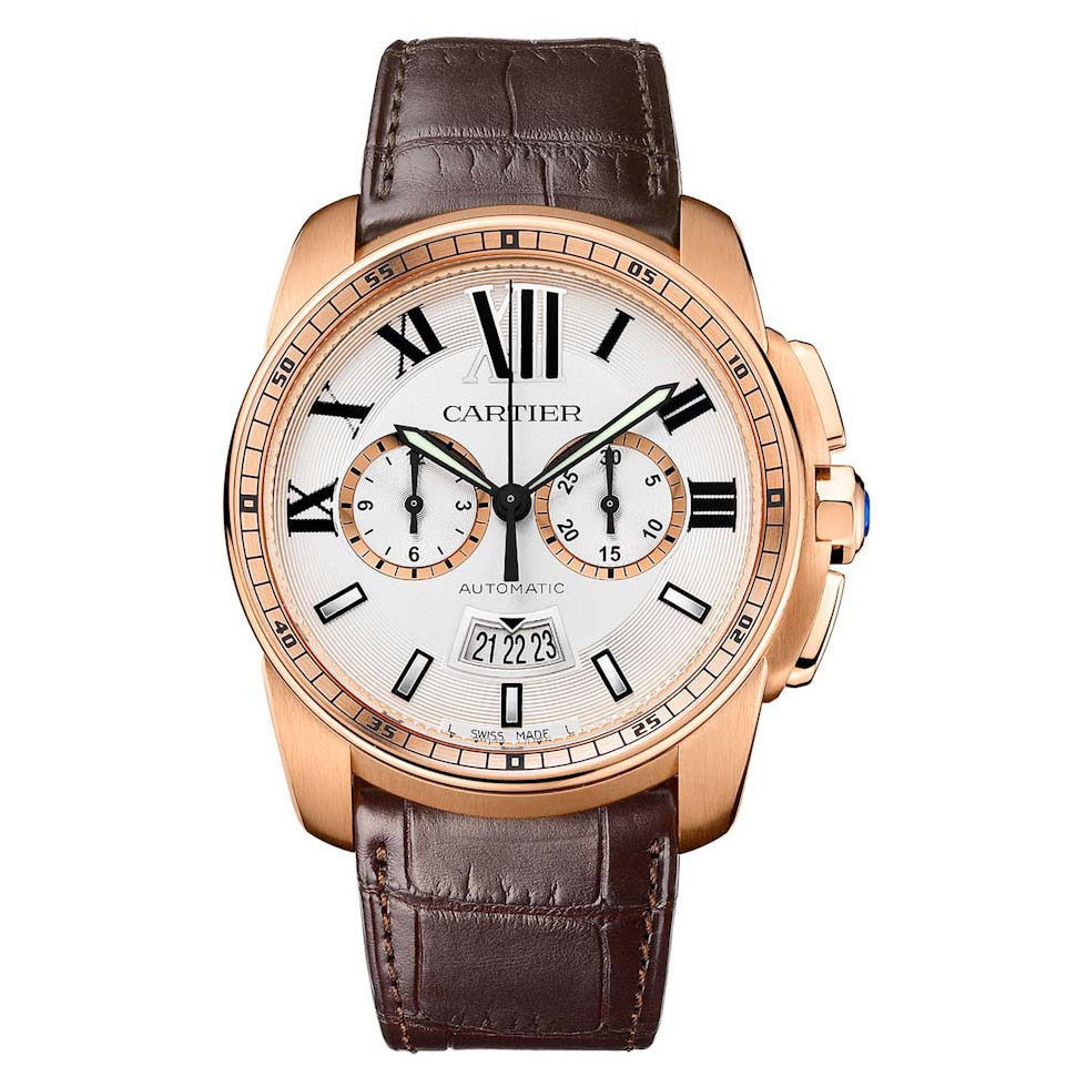 Calibre Chronograph Rose Gold (W7100044)