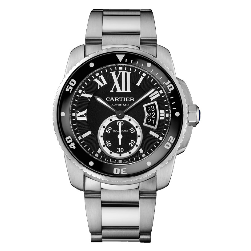 Calibre Diver Steel (W7100057)