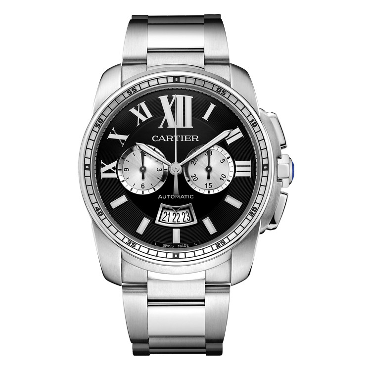 Calibre Chronograph Steel (W7100061)