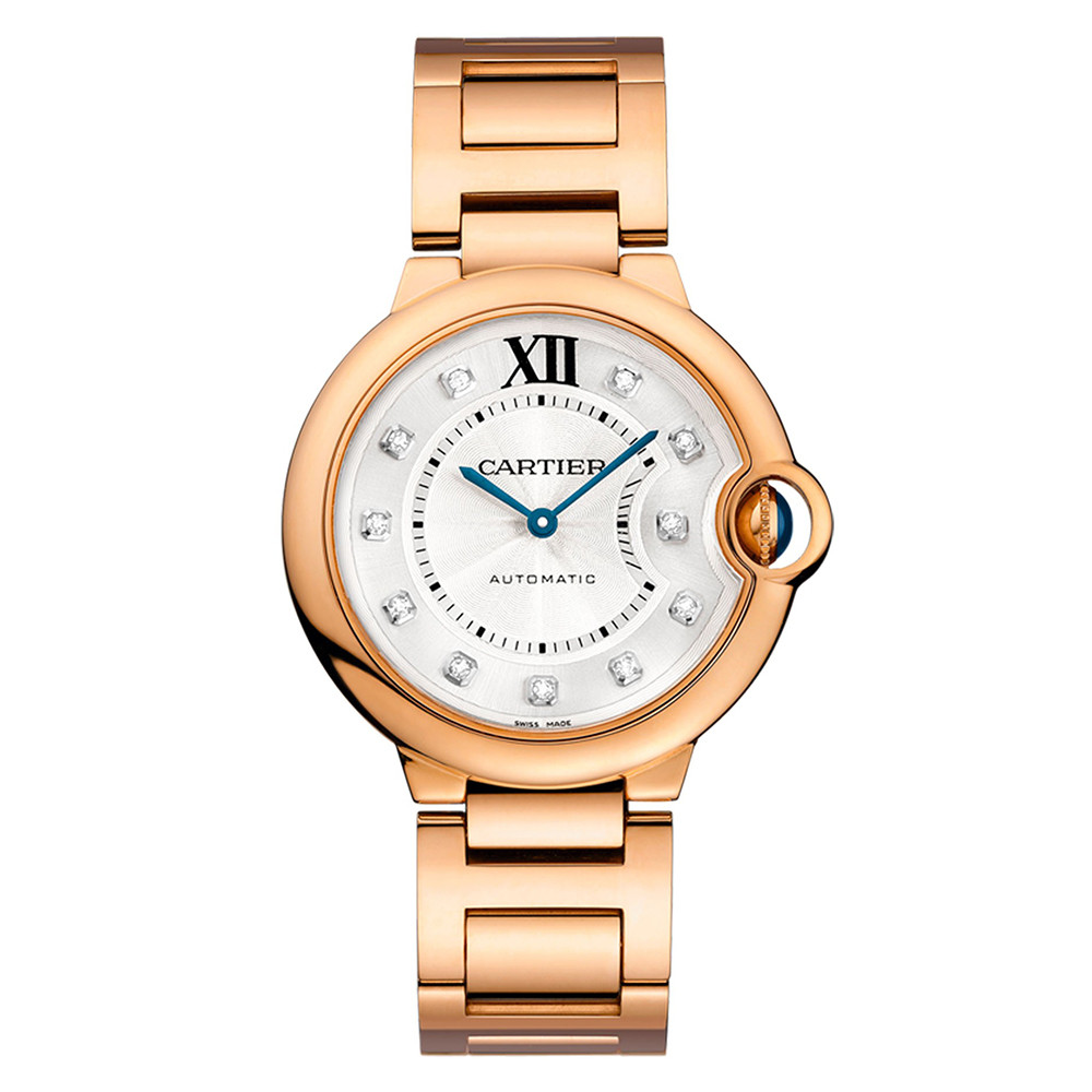 Ballon Bleu 36mm Rose Gold (WE902026)
