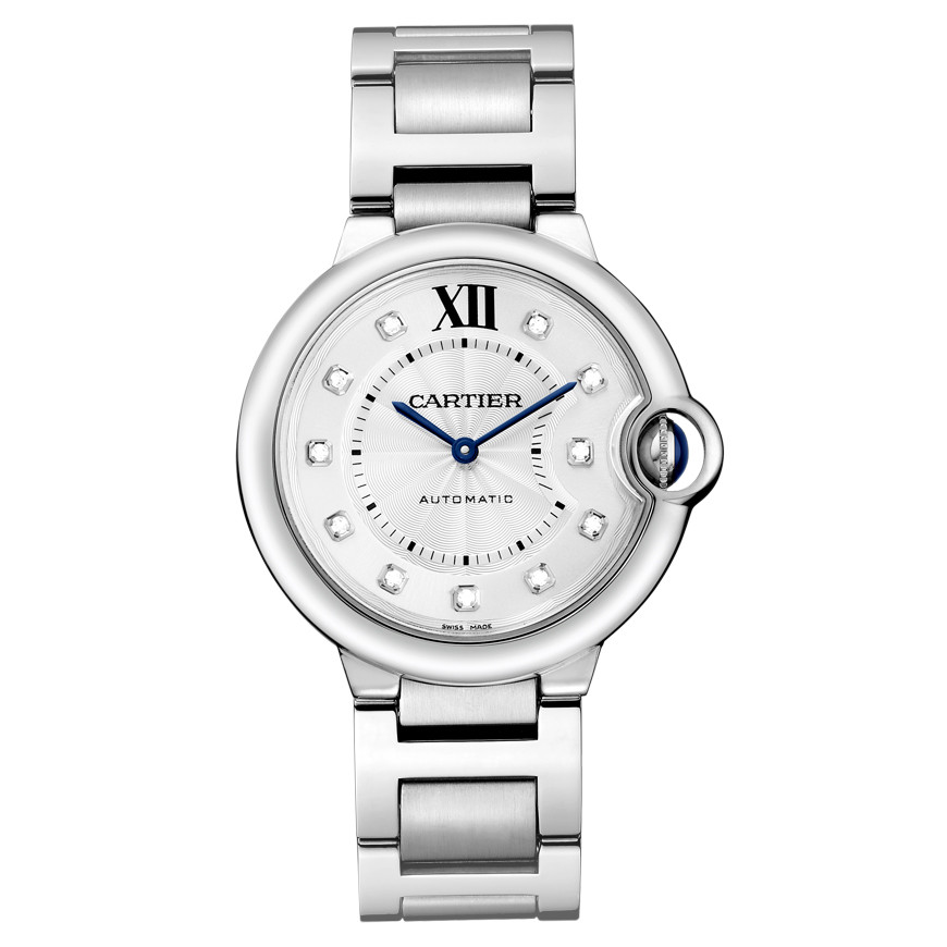 Ballon Bleu 36mm Steel (WE902075)