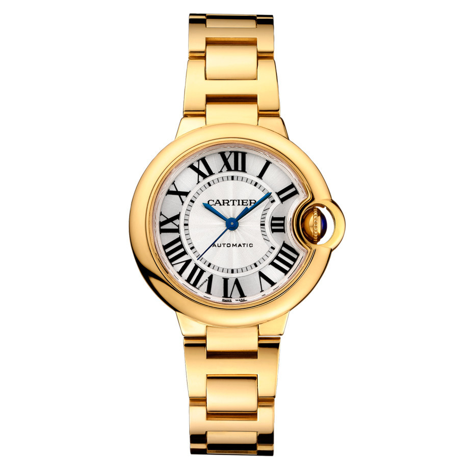 Ballon Bleu 33mm Yellow Gold (WGBB0045)