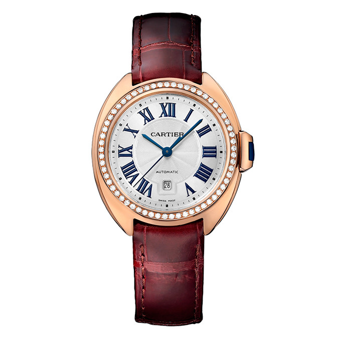 Clé 31mm Rose Gold & Diamond (WJCL0016)