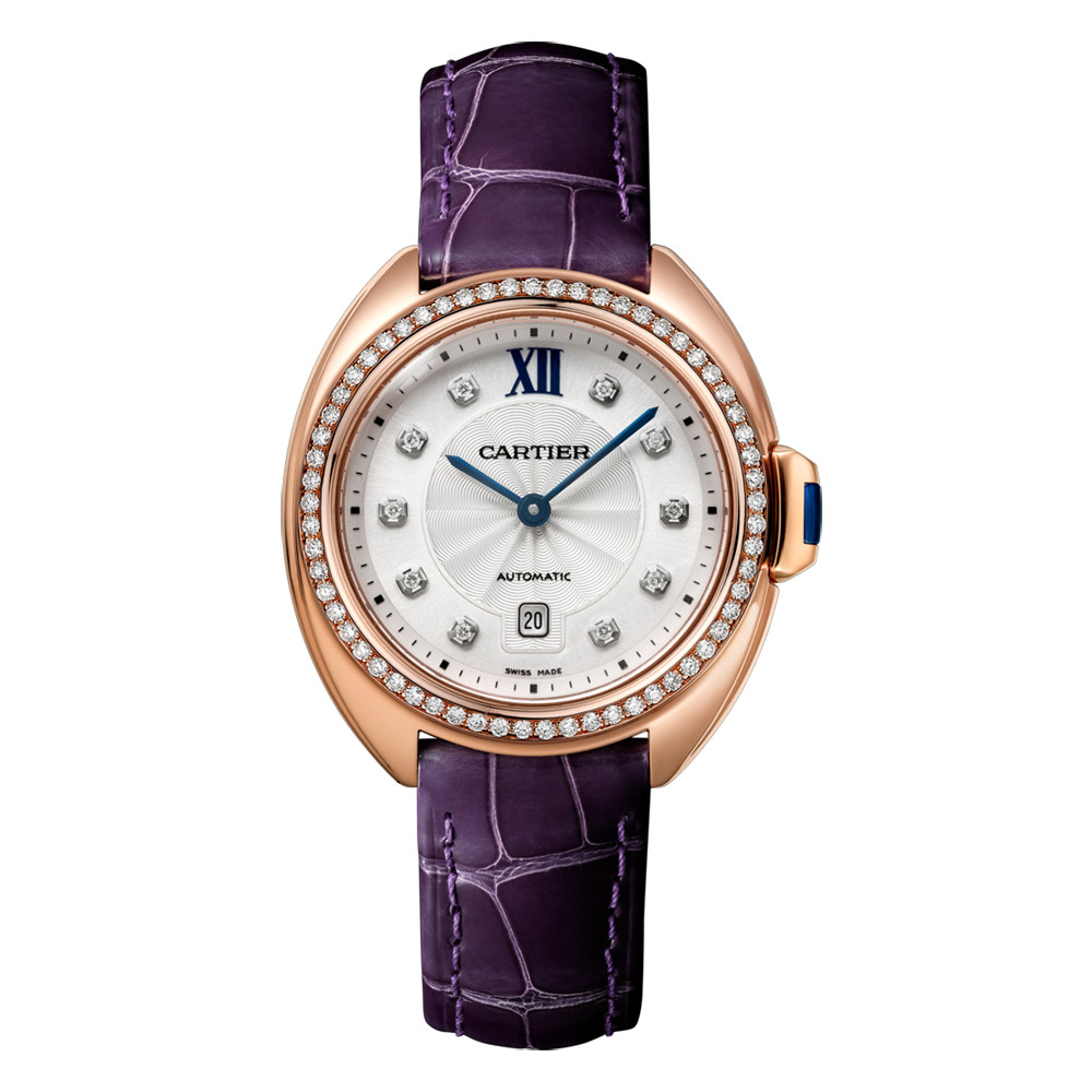 Clé 31mm Rose Gold & Diamond (WJCL0038)