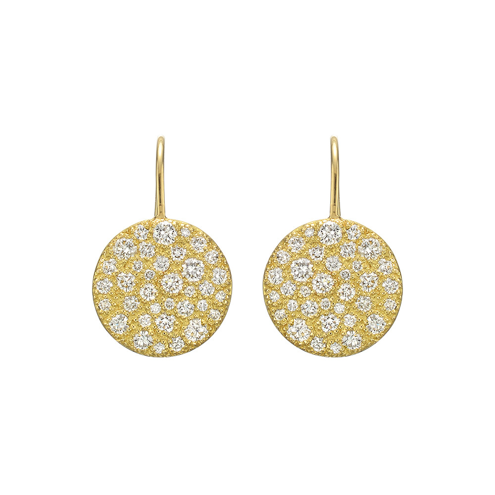 zoom re shop marissa circle reed diamond drop earrings collections circular loading todd