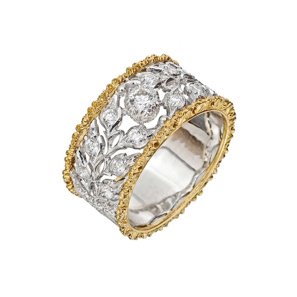 buccellati quot libra quot band ring betteridge