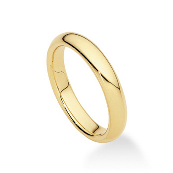 bands jcpenney wedding gold p band womens yellow