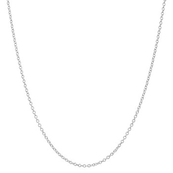 Sterling Silver Thin Chain Necklace 16 Quot Betteridge