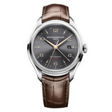 Clifton Dual Time 43mm Steel (10111)
