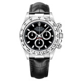 Daytona White Gold (116519)