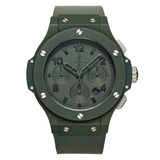 "Big Bang ""All Green"" Ceramic (301.GI.5290.RG)"