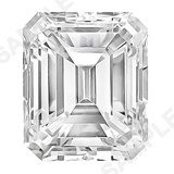 5.05 Carat Emerald-Cut Loose Diamond (D/VS1)