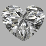 1.09 Carat Heart Diamond (E/VS2)