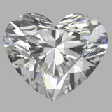 2.01 Carat Heart Diamond (D/IF)